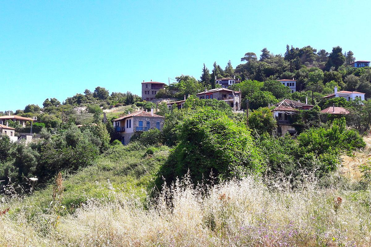 Parthenonas Halkidiki