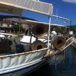 Fishing boat - Sithonia Halkidiki